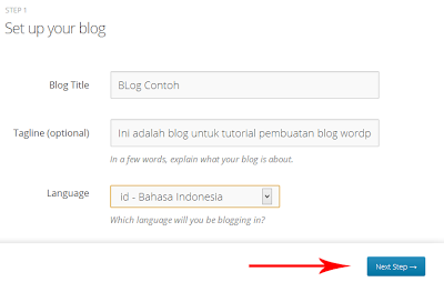 Cara Membuat Blog WordPress Gratis